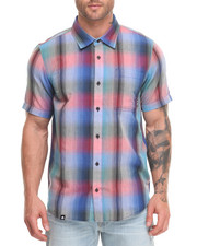 Men - Delano S/S Button-Down