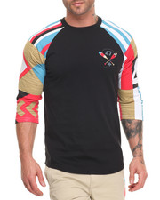 Men - Paddle Team Raglan