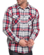 Button-downs - Flipside L/S Button-Down