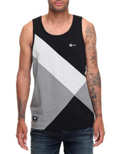 Men - RC Color Blocked Tank