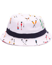 Men - Nautical by Nature Bucket Hat