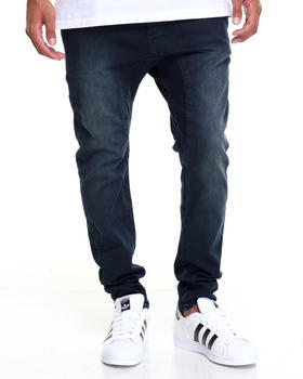 Pants - SALERNO BLUE/BLACK JEAN