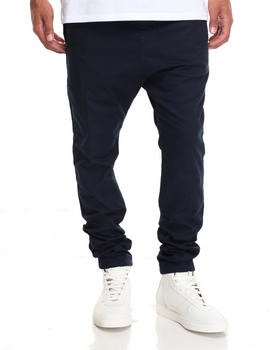 -FEATURES- - CYAMO Navy CHINO