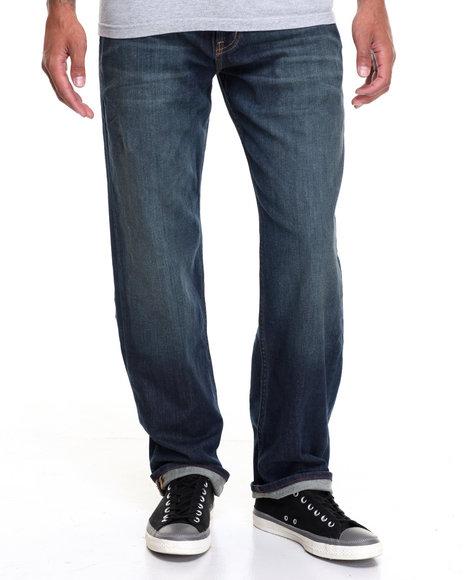 Lrg Men Core Classic C47 Denim Jean Medium Wash 30