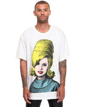 T-Shirts - 60's Girl Oversized Tee