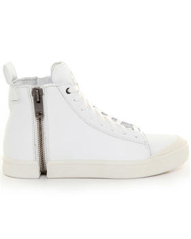 -FEATURES- - ZIPPROUNDD S-NENTISH Mid Top Sneaker