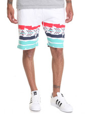 Men - Glyphic Sweatshort