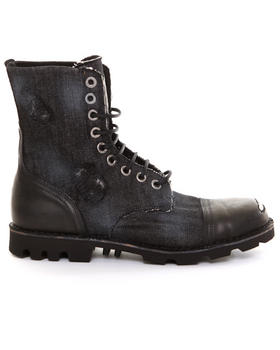 -FEATURES- - HARDKOR STEEL Boot