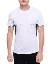 Buyers Picks - Mesh Panel Punk Athleisure Tee
