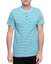 Shirts - Slub Jersey S/S Henley