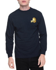 Men - A Bathing George L/S Tee