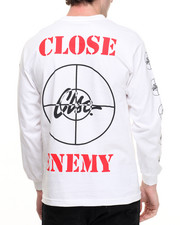 Men - Enemy L/S Tee