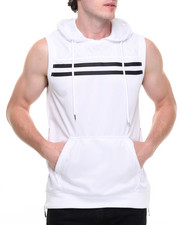 Buyers Picks - Muscle Mesh Hoodie