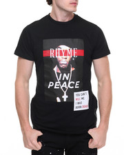Men - Big L Rhyme in Peace Tee