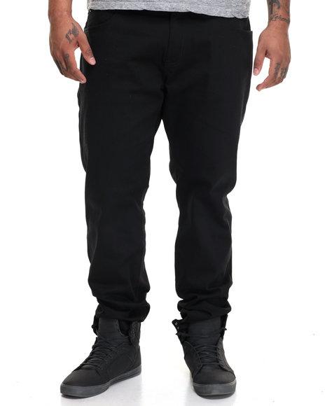 Lrg Men Core True Straight Denim Jean (B&T) Black 40