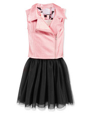 Girls - ROCK & ROLL DRESS (7-16)