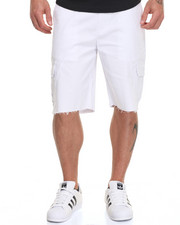 Men - CROSS LIGHTWEIGHT FLEECE CARGO SHORT