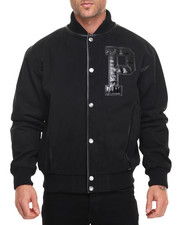 Pelle Pelle - Gator P Varsity Jacket