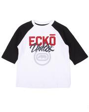 Tops - ECKO UNLTD RAGLAN (8-20)