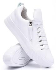 Y.R.U. - Ginger Criss Cross Sneaker w/platform