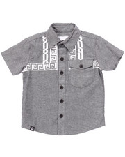 Akademiks - CHAINS CHAMBRAY WOVEN (4-7)