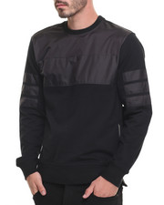 Sweatshirts & Sweaters - Monochromatic Color block Sweatshirt