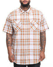 Akademiks - Band S/S Button-Down (B&T)