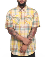 Akademiks - Summer S/S Button-Down (B&T)