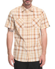 Akademiks - Adam S/S Button-Down