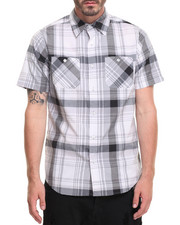 Akademiks - Stitch S/S Button-Down