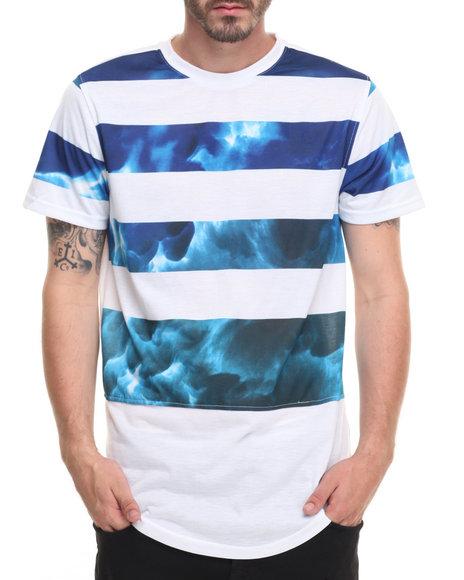 Akademiks Men Hunt T-Shirt White X-Large