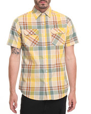 Akademiks - Summer S/S Button-Down