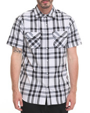 Akademiks - Band S/S Button-Down