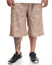 Akademiks - Jumpshot Knit Short (B&T)