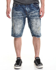 Akademiks - Flush Denim Short