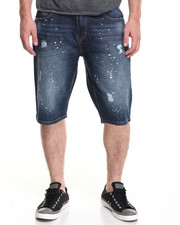 Akademiks - Burton Denim Short