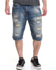 Akademiks - Edge Denim Short