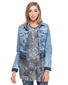 Jackets & Coats - DE-WILD-NP DENIM JACKET