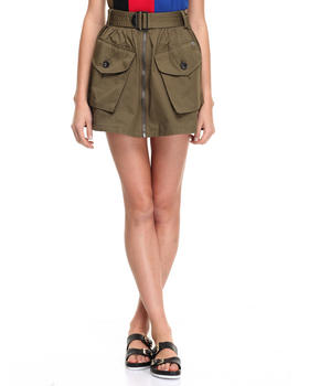 Diesel - O-BODEN MILITARY SKIRT