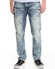 Jeans & Pants - Underwater Acid Flap - Pocket Denim Jeans