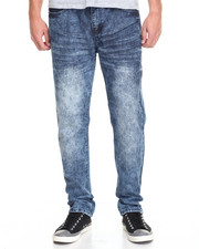 Jeans & Pants - Aged Storm Flap - Pocket Denim Jeans
