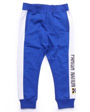 Bottoms - FRENCH TERRY CLUB NATION JOGGERS (2T-4T)