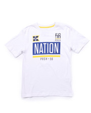Tops - CLUB NATION TEE (8-20)