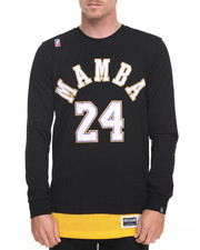 Jerseys - Black Mamba Jersey - Bottom Crewneck Sweatshirt