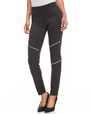 Basic Essentials - Zip Trim Scuba Legging