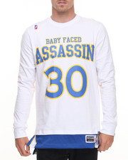 Jerseys - Baby Face Assassin Jersey - Bottom Crewneck Sweatshirt
