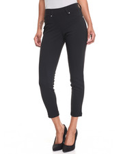 Basic Essentials - Skinny Ponte Ankle Jegging