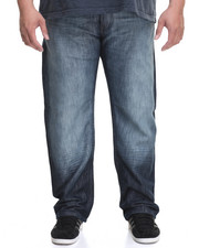 Men - Dark Acid Denim Jeans (B&T)