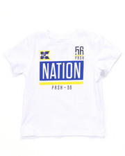 Boys - CLUB NATION TEE (2T-4T)