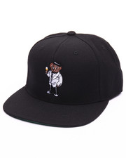 Men - C54 Champagne Bear Snapback Hat